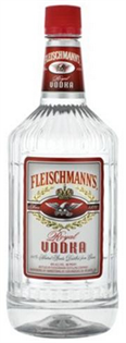 Fleischmann's Vodka Royal 1.00l - Case of 12